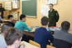 О военной службе по контракту: встреча с инструкторами пункта отбора на военную службу