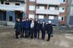 Экскурсия  на строительную  площадку микрорайона «Никольский»  г. Новочебоксарск