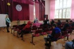 22 сентября состоялось собрание для студентов общежития