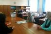 Состоялась встреча со старшим инспектором по делам несовершеннолетних ОМВД РФ по г.Новочебоксарск