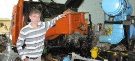 Профессия  23.01.17 Мастер по ремонту и обслуживанию автомобилей
